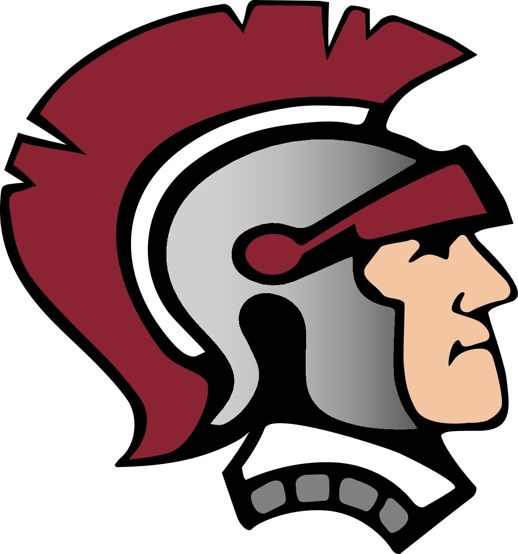 trojan logos new prague area schools rh npaschools org  blue trojan head logo