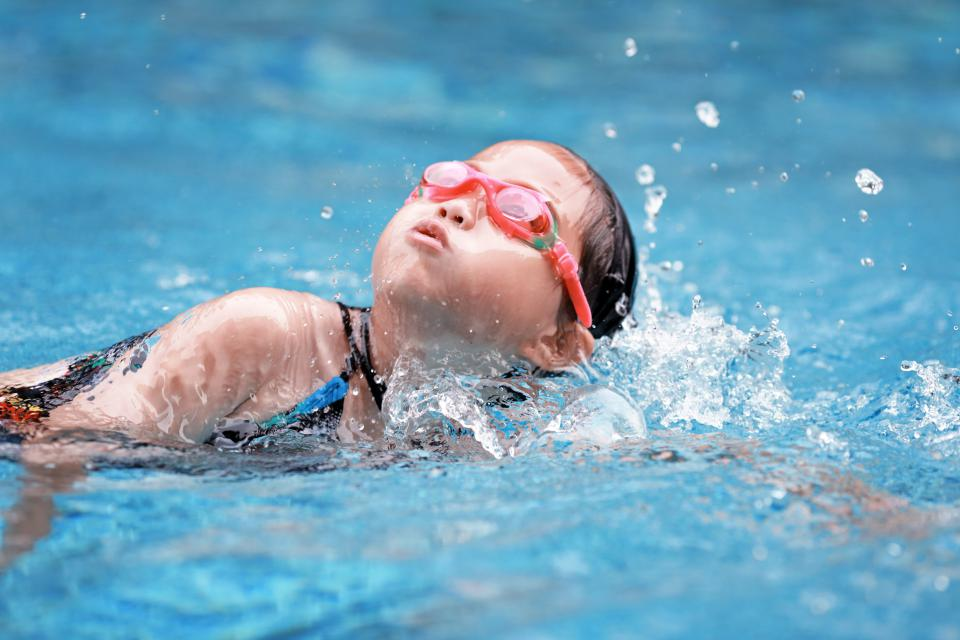 Level 2 – Fundamental Aquatic Skills