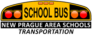 NPAS Transportation Department Bus Logo