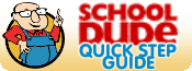 SchoolDude Quick Step Guide