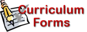 Curriculum Forms