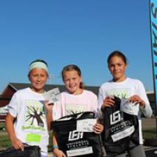1 Mile Winners - Female