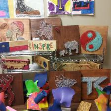Art in the classroom