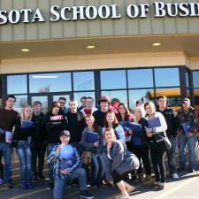 College Visit - MN School of Business