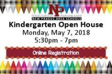 Kindergarten Open House and Online Registration