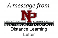 Distance Learning Letter