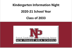 Eagle View K Information Night Presentation