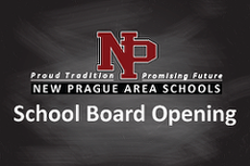 New Prague Area Schools: School Board Opening