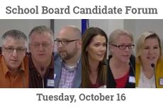 School Board Candidates