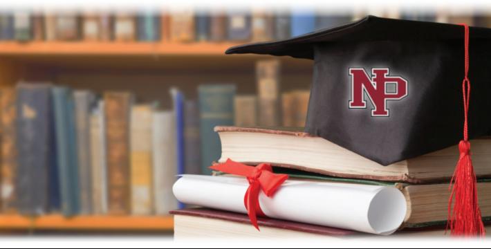 NPHS Course Registration Banner Slide